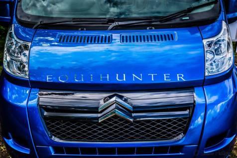 Equihunter Arena 3.5 Tonne Horsebox in Blue