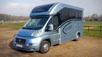 The 2016 Equihunter Arena 3.5 tonne Horsebox