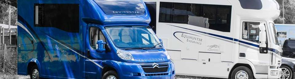 Equihunter Arena & Endurance Horsebox