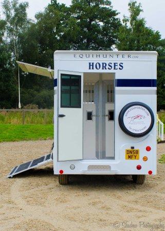 The Equihunter Arena 3.5 tonne Horsebox
