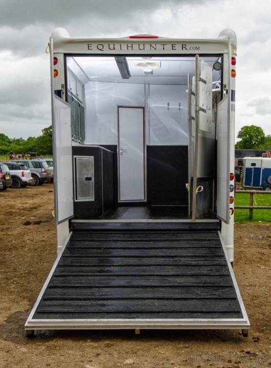 The Equihunter Endurance 7.5 tonne Horsebox