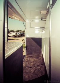 Equihunter Arena 3.5 Tonne Horsebox Ramp and Full Length Partition