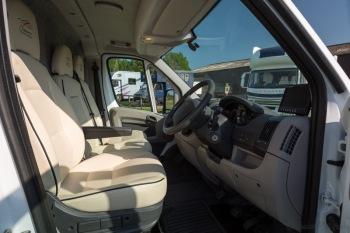 Equihunter Arena 3.5 Tonne Horsebox Cab
