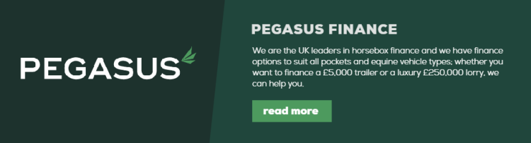 Equihunter Horsebox Finance with Pegasus