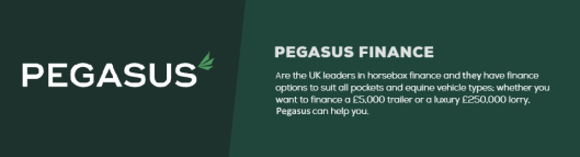 Pegasus Equihunter Horsebox Finance