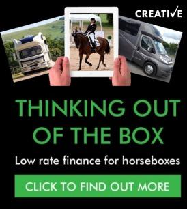 horsebox finance equestrian finance