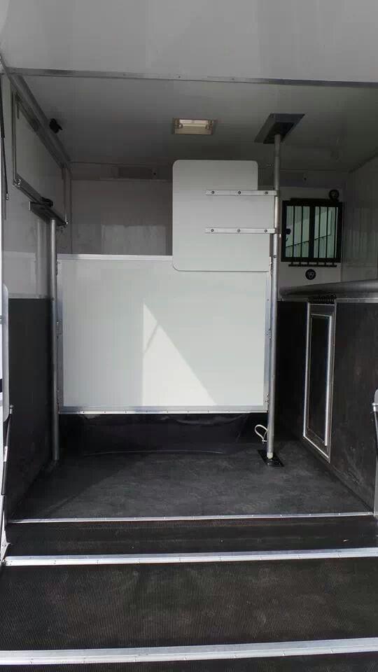 Equihunter Encore 39 - 3.9 tonne Horsebox