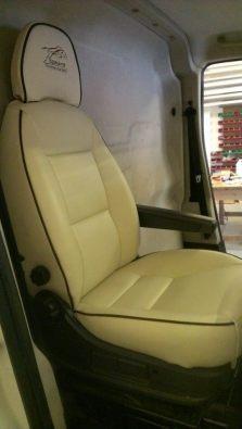 Equihunter Cab Seating
