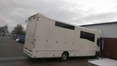 Equihunter Excalibur 12 Tonne 4 Stall Horsebox