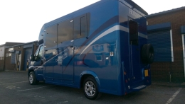 Equihunter Arena - Our Own 2015 Demonstrator in BMW Metallic Estoril Blue (36)