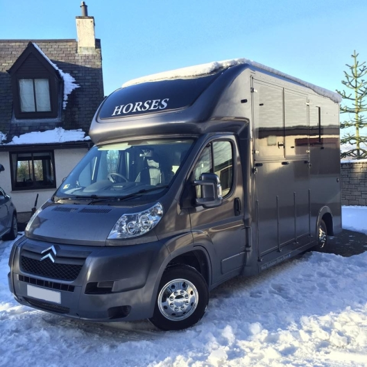 West Yorkshire Horseboxes 3.5t Arena Horsebox