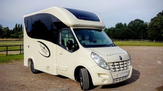 The Equihunter Aurora 3.5 & 3.9 Tonne Horsebox