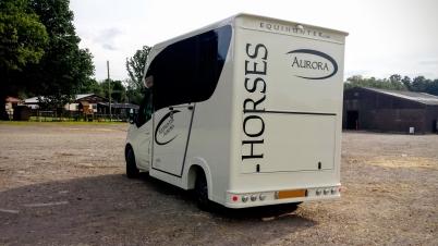 The Equihunter Aurora 3.5 & 3.9 Tonne Horsebox