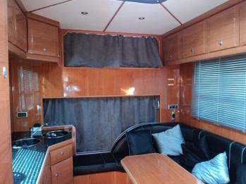 West Yorkshire Horseboxes 7.5 Tonne Horsebox For Sale