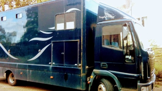 Pepper Harrow Trophy Harrow 7.5 Tonne Horsebox