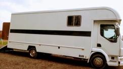 Oakley 7.5 Tonne Horsebox For Sale