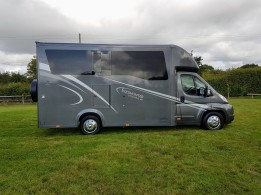 Equihunter Encore 45 - 4.5t Tonne Horsebox