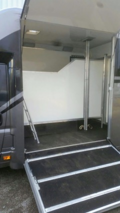 Equihunter Arena 3.5 Tonne Horsebox Demonstrator