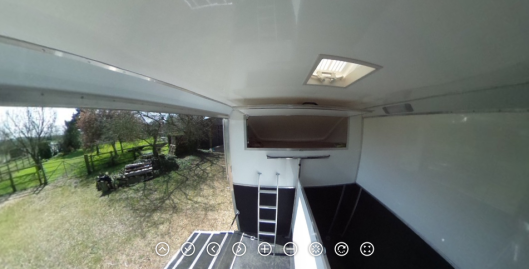 Vehicle Cab Virtual Tour - Click Here...