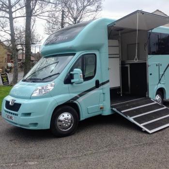 2016 Build Equihunter Encore 45 - 4.5-tonne Horsebox For Sale