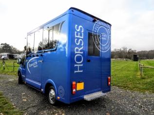 Equihunter Avanti 3.5 Tonne Horsebox