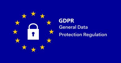 EU GDPR Flag Banner for Equihunter