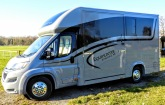 EQUIHUNTER ENCORE 45 - 4.5 TONNE HORSEBOX FOR SALE