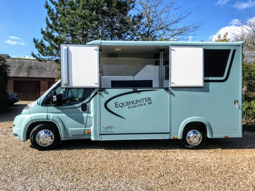 Used Encore 45 - 4-5 Tonne Horsebox For Sale