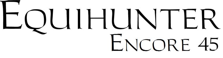 Equihunter Encore 45