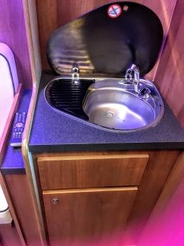 Equihunter Encore 45 Living Area