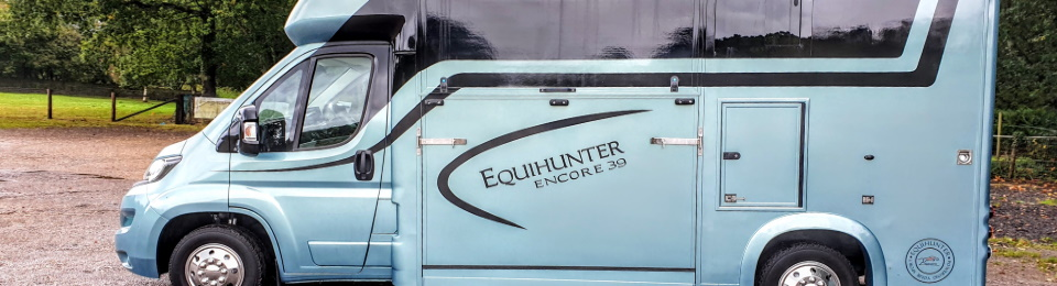 Equihunter Encore 39 Banner