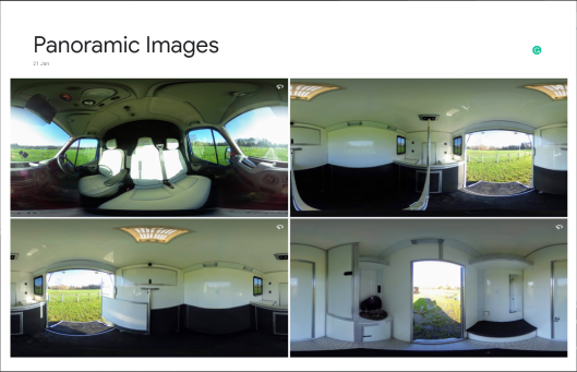 Panoramic Images of Used Equihunter Arena 3.5 Tonne Horsebox For Sale on a Vauxhall Movano Chassis