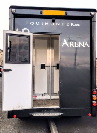 Used Equihunter Arena For Sale in Metallic Audi Daytona Grey