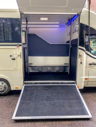 Equihunter Aspire 3.5 Tonne Two Stall Horsebox For Sale at £35,999 with no VAT
