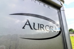 Equihunter Aurora Side Wall Graphics