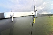 Equihunter Aurora Stainless Steel Ramp Locks