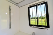 Equihunter Aurora Stainless Steel Window Protection Bars